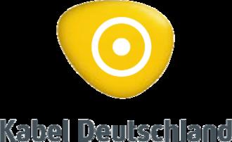 Vodafone Kabel Deutschland - Old company logo