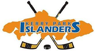 Kerry Park Islanders - Image: Kerry Park Islanders Logo