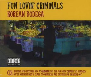 Korean Bodega - Image: Korean Bodega CD1