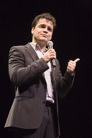 Kris Stewart (director and producer) - KRIS STEWART, speaking at a NYMF press conference