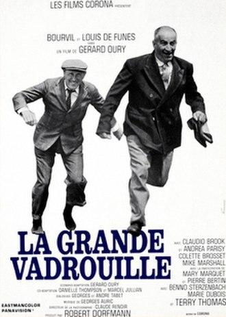 La Grande Vadrouille - Image: La Grande Vadrouille poster