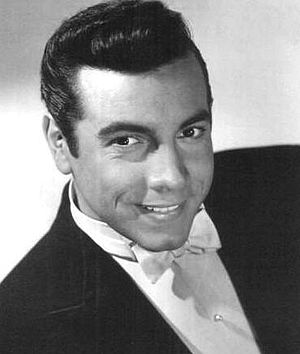 Mario Lanza - MGM still of Mario Lanza, circa 1950