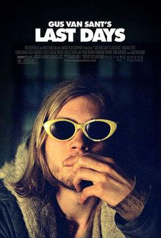 Last Days (2005 film) - Theatrical release poster