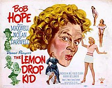 The Lemon Drop Kid movie