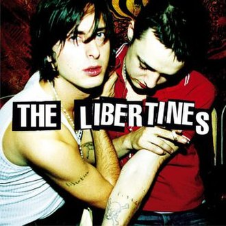 The Libertines (album) - Image: Libertines album