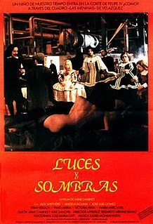 <i>Lights and Shadows</i> (1988 film) 1988 film by Jaime Camino