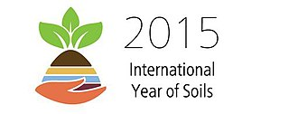 Soil governance - Logo of International Year of Soils 2015