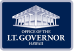 Logo of the Office of the Lieutenant Governor of Hawaii.png