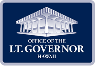 Logo of the Office of the Lieutenant Governor of Hawaii