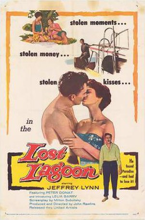 Lost Lagoon (film) - Theatrical release poster