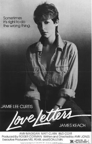 Love Letters (1984 film) - Image: Love letters movie poster 1984