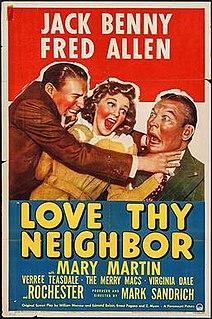 <i>Love Thy Neighbor</i> (1940 film)