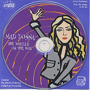 The Wheels on the Bus - Image: MAD'DONNA The Wheels on bus
