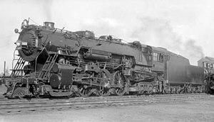 Milwaukee Road class F6 - Image: MILW F6