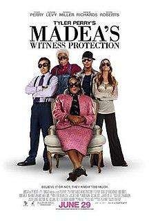 <i>Madeas Witness Protection</i> 2012 American film
