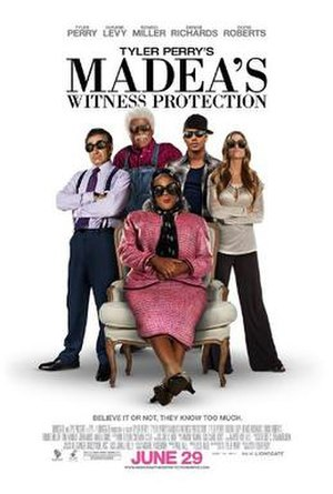 Madea's Witness Protection - Image: Madea's Witness Protection