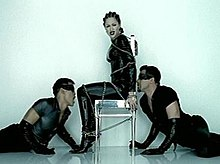 Madonna In Bondage