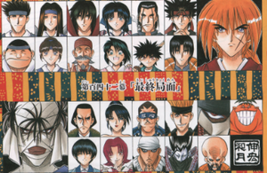 List of Rurouni Kenshin characters - Wikipedia
