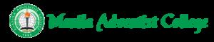 Manila Adventist College - Image: Manila Adventist College logo with name