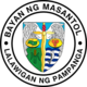 Official seal of Masantol