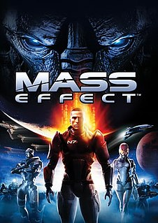 <i>Mass Effect</i> (video game) 2007 video game