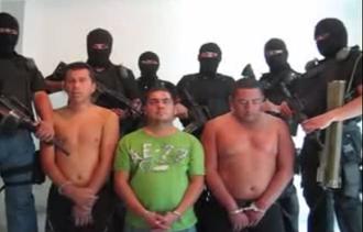 Jalisco New Generation Cartel - CJNG interrogating Zeta members.