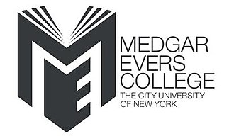 Medgar Evers College - Image: Medgar Evers College Logo
