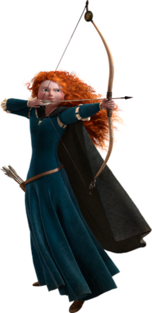 Merida (Disney) - Image: Merida disney