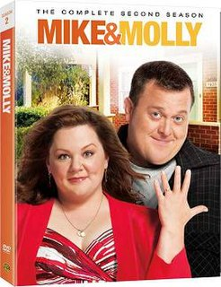 <i>Mike & Molly</i> (season 2)