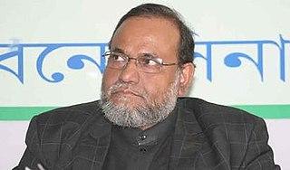 Mir Quasem Ali politician