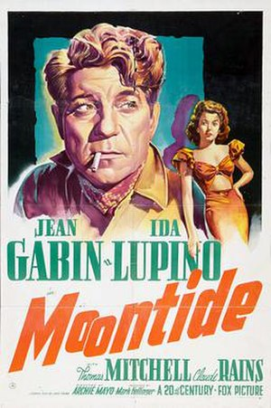 Moontide - Theatrical release poster