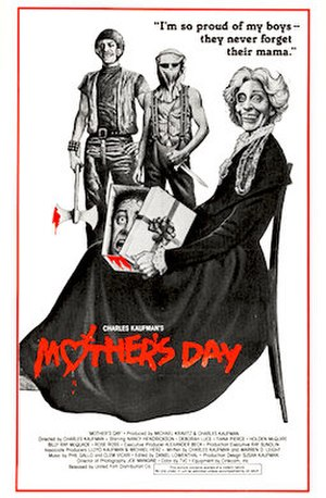 Mother's Day (1980 film) - Film poster