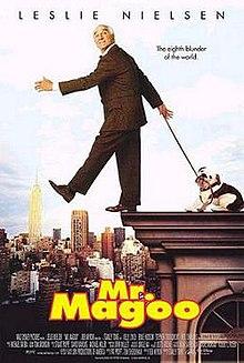 le film mr magoo