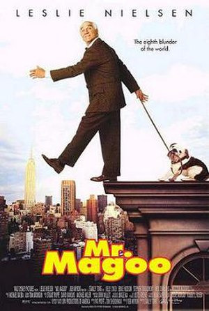 Mr. Magoo (film) - Theatrical release poster