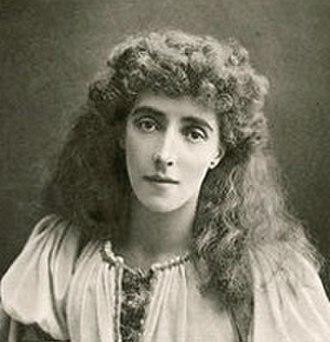 Helen Maud Holt - As Ophelia in Hamlet