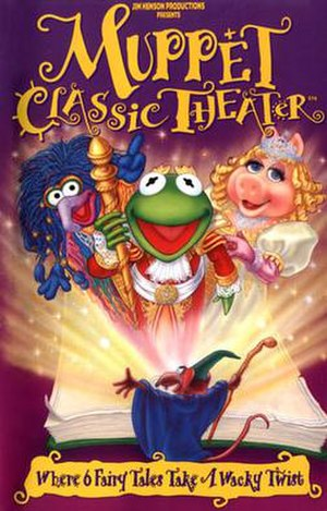 Muppet Classic Theater - Image: Muppet Classic Theater cover