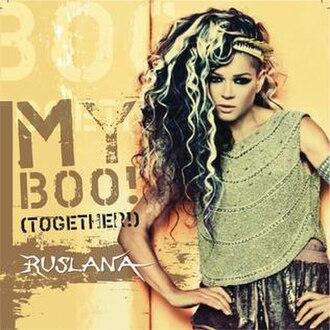 My Boo (album) - Image: My Boo (Ruslana album)