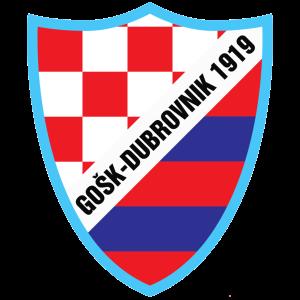 NK GOŠK Dubrovnik - Image: NK GOŠK Dubrovnik Logo