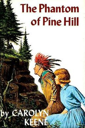 The Phantom of Pine Hill - Image: Ndtpophbkcvr