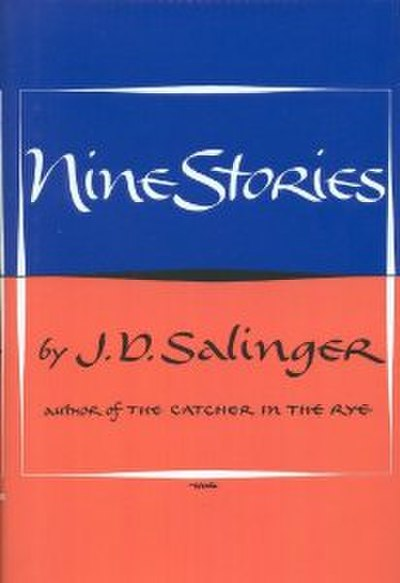 Picture of a book: Nine Stories
