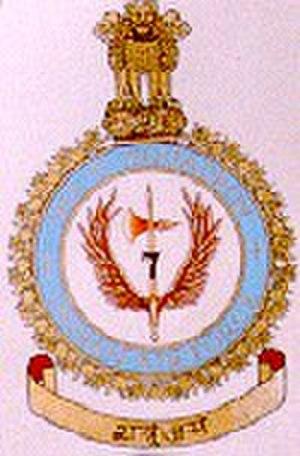 No. 7 Squadron IAF - 7 Squadron badge