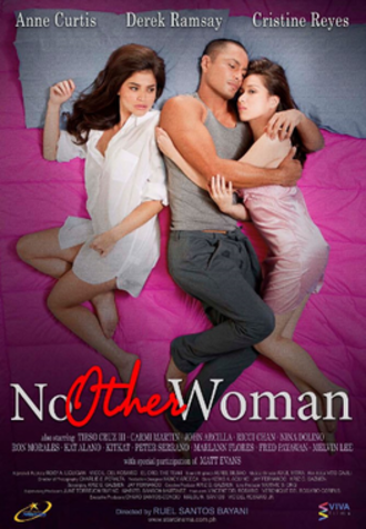 No Other Woman - Theatrical movie poster