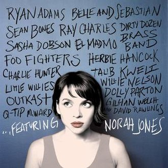 ... Featuring Norah Jones - Image: Norah jones ...featuring