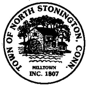 North Stonington, Connecticut - Image: North Stonington C Tseal