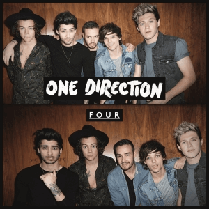 Four (One Direction album) - Image: One Direction Four