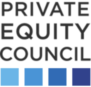 Private Equity Growth Capital Council - The original Private Equity Council logo in use from the formation of the organization through September 2010