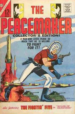 Peacemaker (comics) - Image: Peacemakercc 0