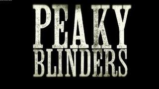 <i>Peaky Blinders</i> (TV series) British historical drama TV series