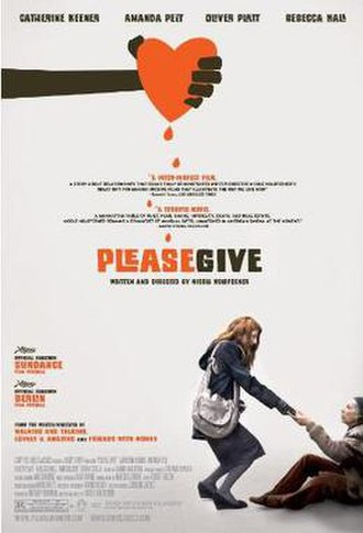 Please Give - Image: Please Give Film
