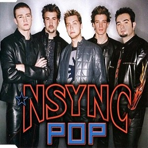 Pop (song) - Image: Pop single cover